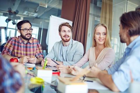 relazioni interpersonali - come migliorare la collaborazione tra colleghi