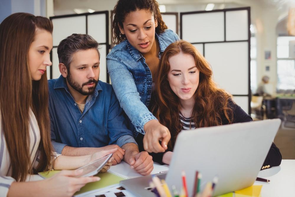 cultura d'impresa ambiente ufficio
