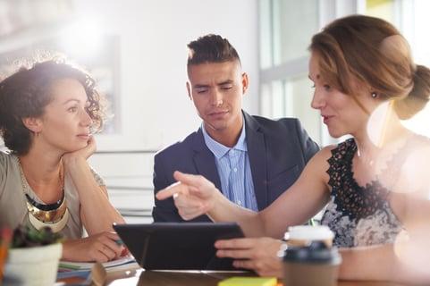 stili di leadership partecipativo
