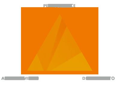triangolo efficacia professionale